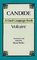 Candide: A Dual-Language Book by VOLTAIRE