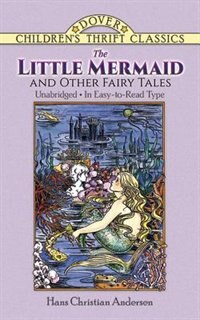 Book The Little Mermaid And Other Fairy Tales: Unabridged In Easy-To-Read Type by Hans Christian Andersen