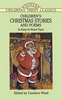 Book Children's Christmas Stories and Poems: In Easy-to-Read Type by Candace Ward