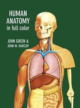 Book Human Anatomy in Full Color by John Green