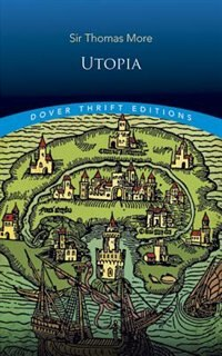 Book Utopia by Sir Thomas More
