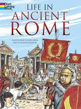 Book Life in Ancient Rome by John Green