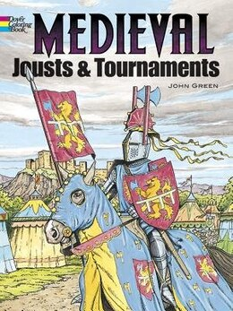 Book Medieval Jousts And Tournaments by John Green