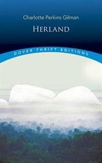 Book Herland by Charlotte Perkins Gilman