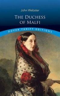 Book The Duchess of Malfi by John Webster