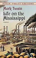 Book Life on the Mississippi by Mark Twain