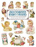 Old-Fashioned Babies Stickers