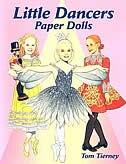 Little Dancers Paper Dolls