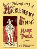 Book Adventures of Huckleberry Finn: With Illustrations by E. W. Kemble by Mark Twain