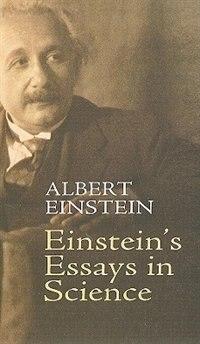 the influences of albert einstein essay