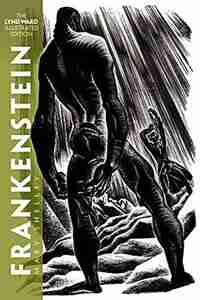 Frankenstein: The Lynd Ward Illustrated Edition by Mary Shelley