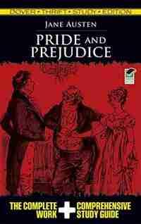 Pride and Prejudice Thrift Study Edition by Jane Austen