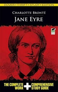 Book Jane Eyre Thrift Study Edition by Charlotte Bronte