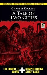 A Tale of Two Cities Thrift Study Edition by Charles Dickens