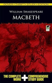 Macbeth Thrift Study Edition by William Shakespeare