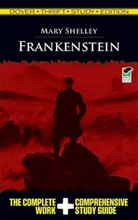 Frankenstein Thrift Study Edition by Mary Shelley