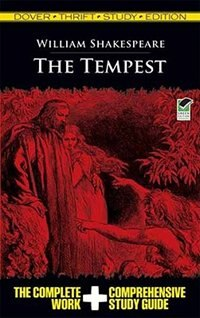 The Tempest Thrift Study Edition by William Shakespeare