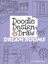 Doodle Design & Draw DREAM ROOMS