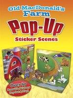 Old MacDonald's Farm Pop-Up Sticker Scenes