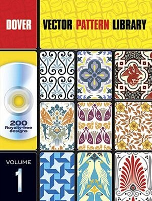Vector Pattern Library by Alan Weller