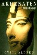 Book Akhenaten by Cyril Aldred