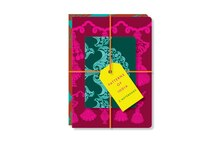 Patterns Of India: Notebooks: Set Of 3