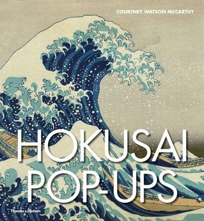Hokusai Pop-ups by Courtney Mccarthy Watson