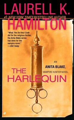 Book The Harlequin: An Anita Blake, Vampire Hunter Novel by Laurell K. Hamilton
