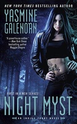 Book Night Myst by Yasmine Galenorn