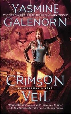 Book Crimson Veil: An Otherworld Novel by Yasmine Galenorn
