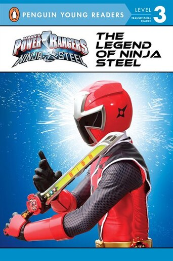 The Legend Of Ninja Steel by Max Bisantz