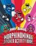 Morphinominal Sticker Activity Book by Gabby Vernon-melzer