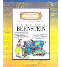 Book Getting to Know the World's Greatest Composers: Leonard Bernstein by Mike Venezia