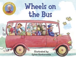 Book Wheels on the Bus by Raffi