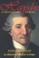 Haydn: A Creative Life in Music by Karl Geiringer