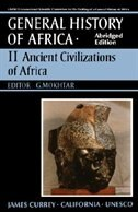 UNESCO General History of Africa, Vol. II, Abridged Edition: Ancient Africa