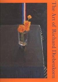 Book The Art of Richard Diebenkorn by Jane Livingston