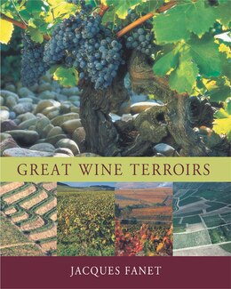 Book Great Wine Terroirs by Jacques Fanet