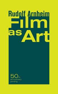 Film as Art: 50th Anniversary Printing