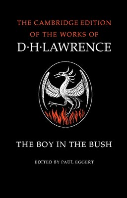 Book The Boy In The Bush by D. H. Lawrence