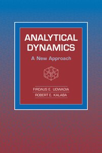 Analytical Dynamics: A New Approach