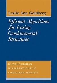 Efficient Algorithms for Listing Combinatorial Structures