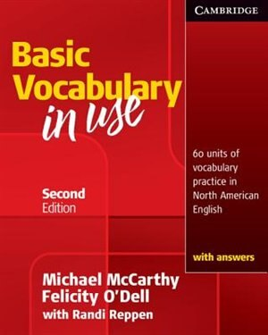 Vocabulary in Use Basic Students Book with answers by Michael Mccarthy