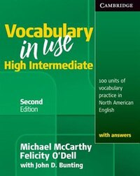 Vocabulary in Use High Intermediate Students Book with Answers