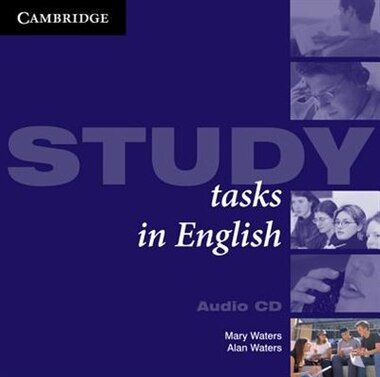Study Tasks in English Audio CDs (2) by Mary Waters