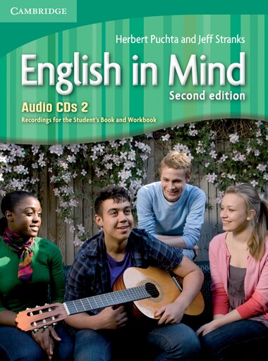 English in Mind Level 2 Audio CDs (3) by Herbert Puchta