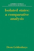Isolated States: A Comparative Analysis
