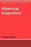 Historical Linguistics: HISTORICAL LINGUISTICS