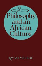 Philosophy and an African Culture