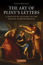 The Art of Plinys Letters: A Poetics of Allusion in the Private Correspondence